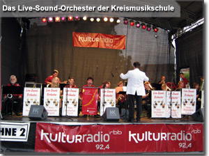 Live-Sound-Orchester (Foto:Thees)